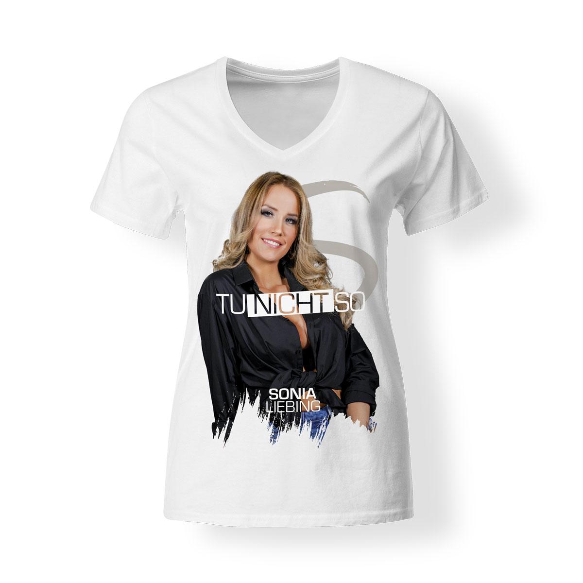 Sonia Liebing Fanartikel T-Shirts