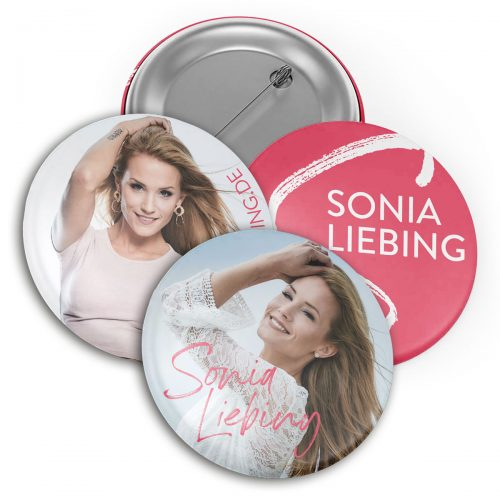 Sonia Liebing Button Set 3er