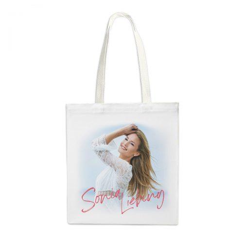 Sonia Liebing Tasche weiß Foto Strand