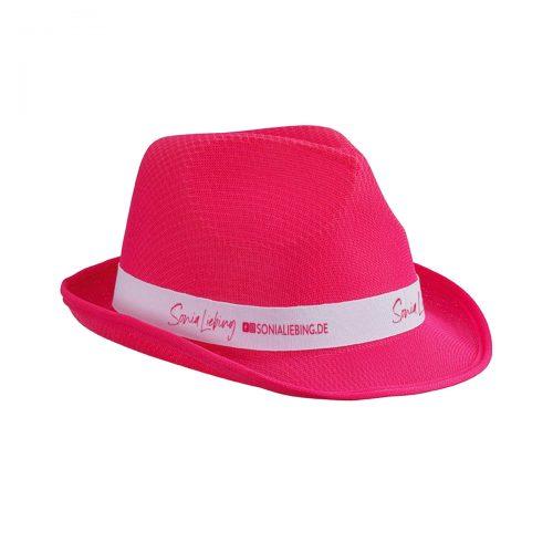 Sonia Liebing Hut pink
